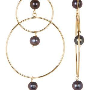 Taolei pearl earrings
